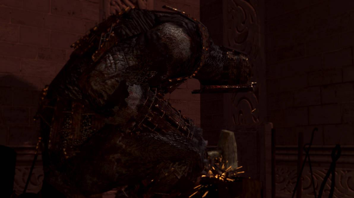 dark souls giant blacksmith