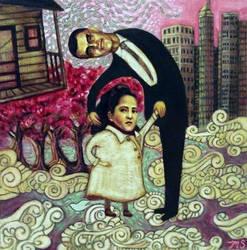 ABE AND AUREA by MarciaShapiro