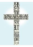 John 3:16 by Saphaer69