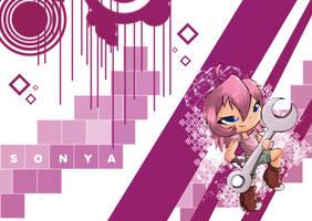 Sonya ::COMM by NightlightSapphire