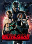 METAL GEAR SOLID - Fan Poster by MattHutchings