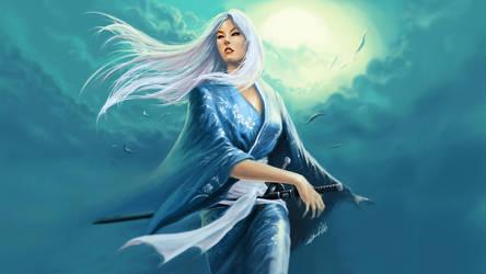 Legend of the Five Rings- Doji Seo by PhanTom-CZ