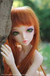 Gentle Lady by MySweetQueen-Dolls