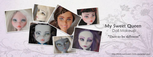 My Facebook Banner by MySweetQueen-Dolls