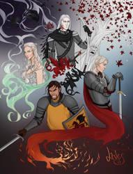 The Great Bastards by l-livas-l