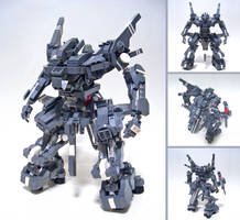 MonsteR - Heavy Assault Mech - by izzolegostyle