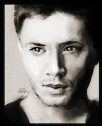 Jensen Ackles by kiwiisntfruit