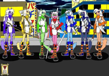 Jade Kunoichi Clan by DragonSnake9989
