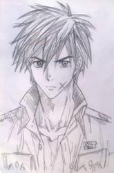 Sousuke Sagara by ssnzhd
