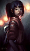 Chihiro by NightshadeBerry