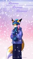 Let it snow... by Foxxie-Angel