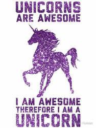 unicorns are awesme by traceymcbride