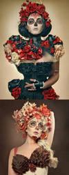 love sugar skulls by traceymcbride