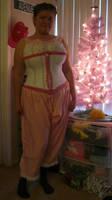 Victorian Undergarments by pinkxxnightmare