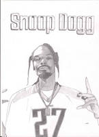 Snoop Dogg by slaveoffear