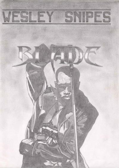 Blade by slaveoffear