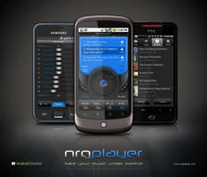 NRG Player for Android by slaveoffear