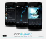NRG Player Skin: Holo by slaveoffear