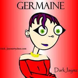 Germaine New-Look by DarkJaymz