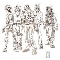 Black Label - The Undead by IanStruckhoff