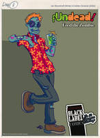 8. Fred the Zombie - fUndead by IanStruckhoff