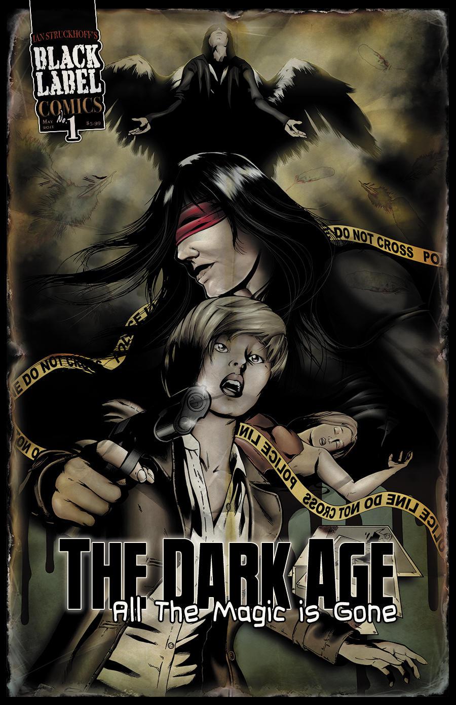 The Dark Age - promo by IanStruckhoff