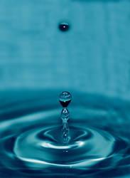 water drop by rainbowboo