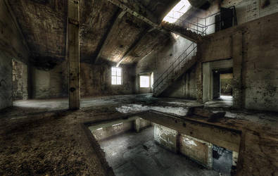 lost halls II by 2refocus