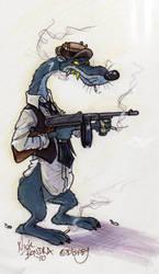 Wheezy Weasel Is Kool by Phraggle