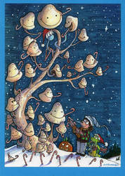 'Tis The Season To Be Sharing by Phraggle