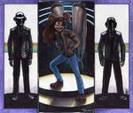 Daft Punk feat. Teedo Jambit by Phraggle