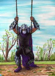 The Shredder by Phraggle