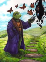 Future Donatello by Phraggle