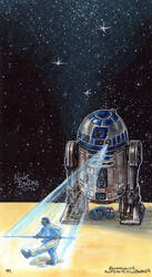 R2-D2 by Phraggle