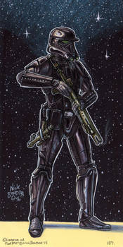 Death Trooper by Phraggle