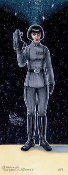 Governor Pryce by Phraggle