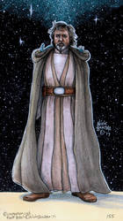 Luke Skywalker ( Episode 7 ) by Phraggle
