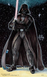 Darth Vader ( Rebels ) by Phraggle