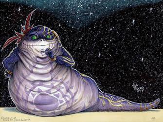 Ziro the Hutt by Phraggle