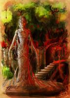 Ordalie by DavinArfel