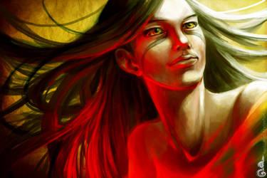 Red light by DavinArfel