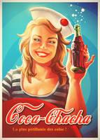 Coca-Chacha by DavinArfel