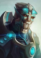 Commission - Vindex Treyn by DavinArfel