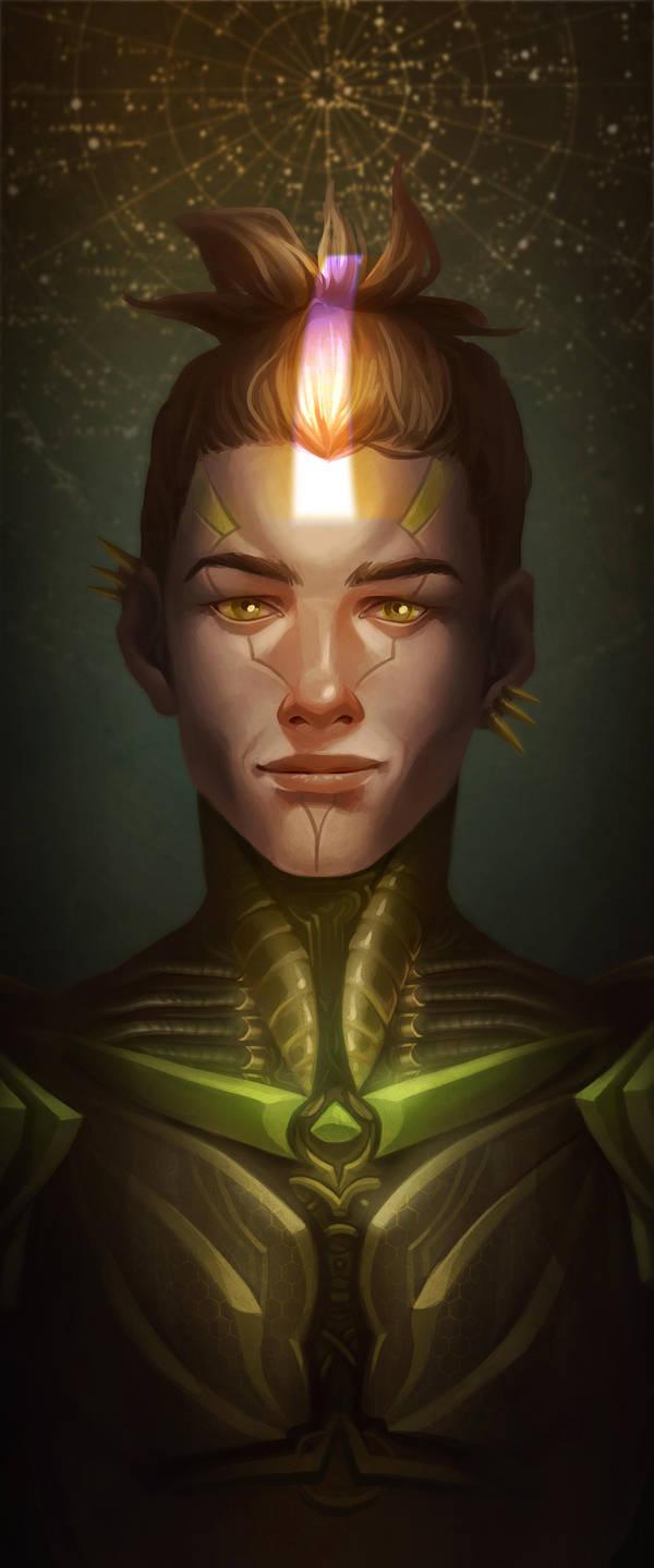 Mus - Eri by DavinArfel