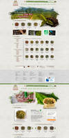 Tea ecommerce by AP-3