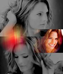 Stana Katic - You're beautiful by beruneshkaa
