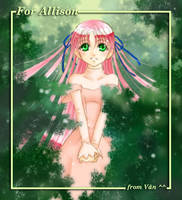 Juniper for Allison :D by AsianCloud