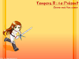 + Tempora II + Chibi Key by AsianCloud