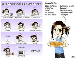 Pizzaaaaaaaaa by AsianCloud