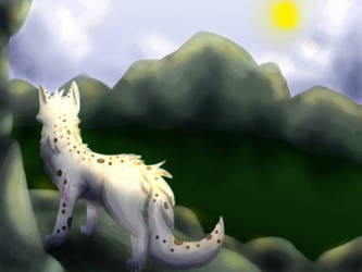 AT: Mountains by Fishtailholly